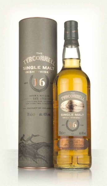 Tyrconnell 16 år 46% Ltd. Edition 70cl