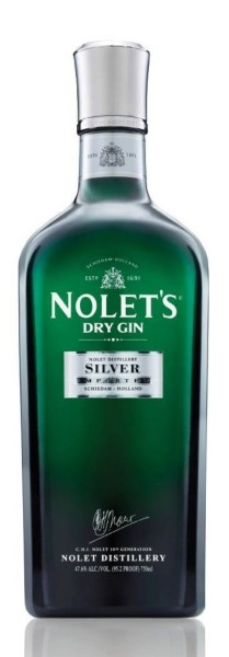 Nolets Silver Dry Gin 47,6% 70cl
