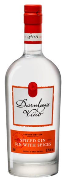 Darnleys View Spiced Gin 42,7% 70cl