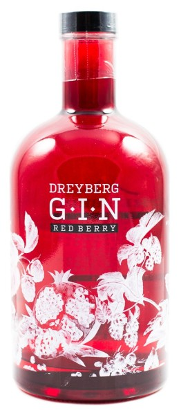 Dreyberg Red Berry Gin 40% 70cl
