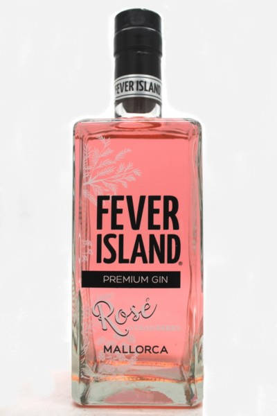 Fever Island Gin Rose 40% 70cl
