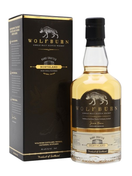 Wolfburn Northland Single M. 46% 70cl