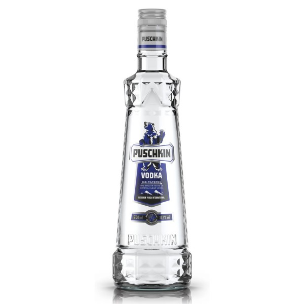 Puschkin Vodka 37,5% 70cl