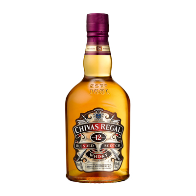 Chivas Regal 12 år 40% 70cl