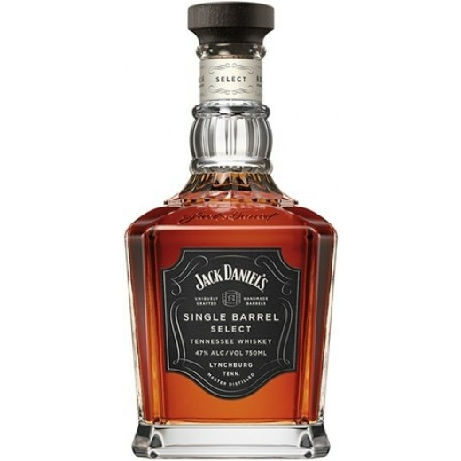 Jack Daniels Single Barrel 45%