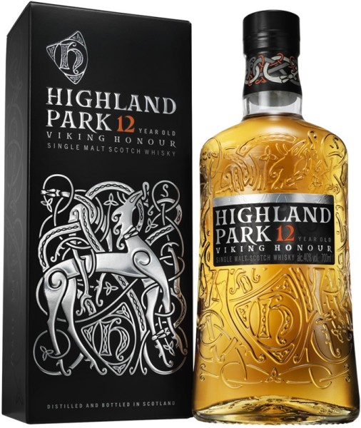 Highland Park Viking Honour 12 år 40% 70cl
