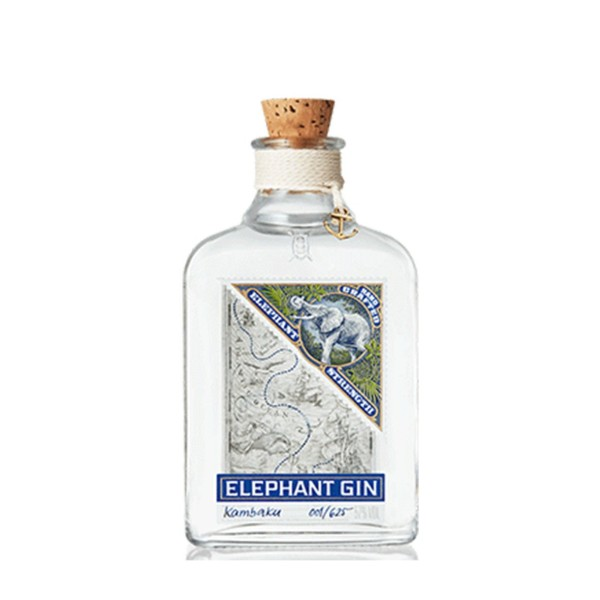 Elephant Strength Gin 57% 50cl (6 i karton)