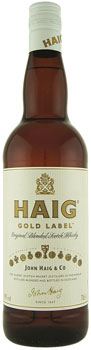 Haigs Gold Label 40% 70cl