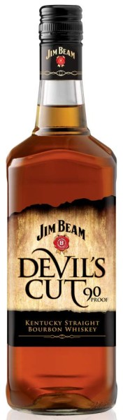 Jim Beam Devils Cut 45% 70cl