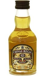 Chivas Regal 12 år 40% 5cl