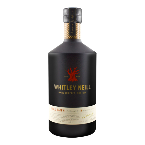 Whitley Neill Gin 42% 70cl