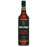 Captain Morgan Rum Black Label 40% 70cl