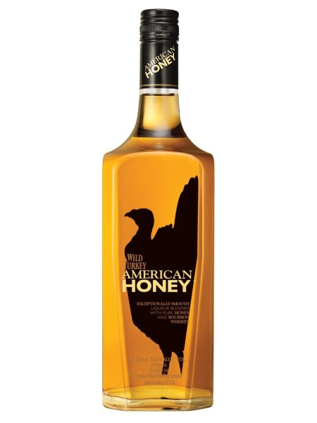 Wild Turkey American Honey 35,5% 100cl
