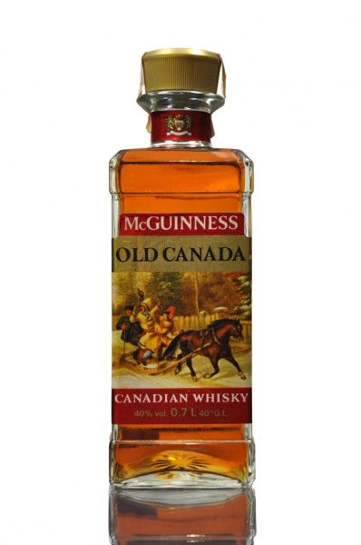 Old Canada McGuinness 40% 70cl