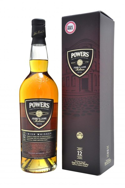 Powers Johns Lane Release 46% 70cl