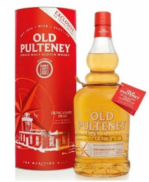 Old Pulteney Duncansby Head 46% 100cl